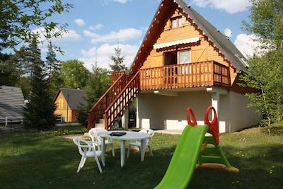 Beaulieu, Département Cantal, Frankreich