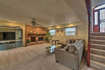 Take the family for a trip full of rest and relaxation at this vacation rental!