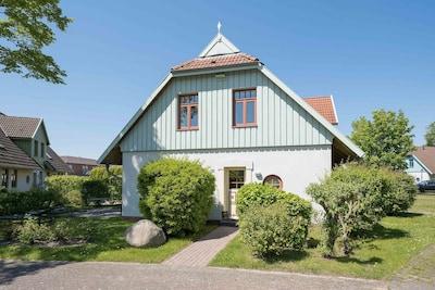 Kunstmuseum Ahrenshoop, Ostseebad Ahrenshoop, Mecklenburg - Voor-Pommern, Duitsland