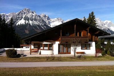 Skilift Kummeralm, Ellmau, Tirol, Österreich