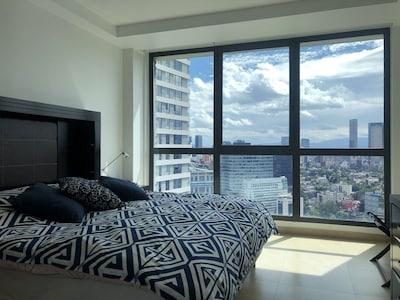 Apartmento en Nuevo Polanco, ideal para trabajo o vacaciones