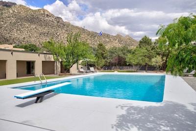 Sandia Heights North, Albuquerque, Nouveau-Mexique, États-Unis d'Amérique
