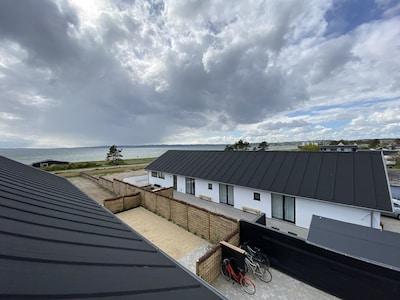 Vibæk Strand, Ebeltoft, Midtjylland, Denmark