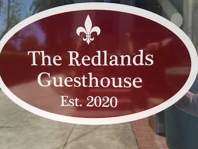 Adding to Redlands' pride and love of history &  tradition...