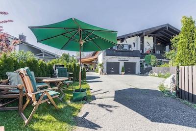 Bernau am Chiemsee, Bayern, Deutschland