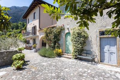 Vesio, Tremosine, Lombardie, Italie