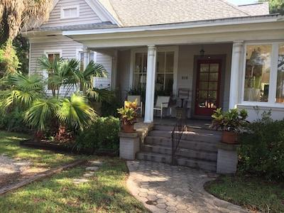 Musée Julee Cottage, Pensacola, Floride, États-Unis d'Amérique