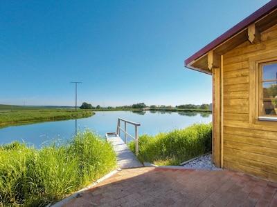 Eigentum, Zuhause, Haus, Wasser, Grundeigentum, Natürlichen Umgebung, Gras, Himmel, Grundstueck, Ufer