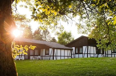 Eifel-Ferienpark Daun, Daun, Rhineland-Palatinate, Germany