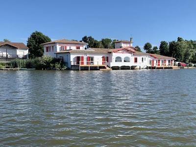 Centre de Formation Nautique de Soustons, Soustons, Landes (department), France