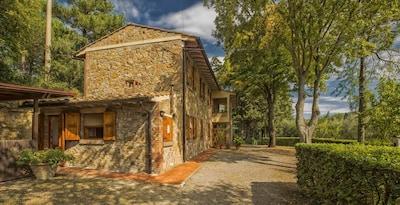 Golf Club Castelfalfi, Montaione, Toskana, Italien