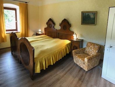 Ferienhaus-Hinteres Schlafzimmer