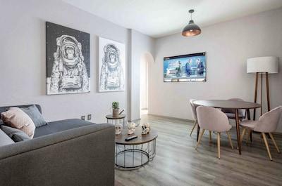 Discover Condesa/ Roma in 2BR Modern Apartment