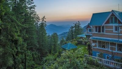 Naturpark Craignano, Shimla, Himachal Pradesh, Indien