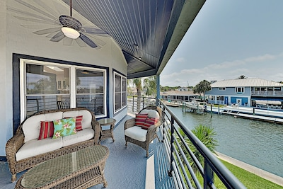 Harbor Isles, Port Richey, Florida, USA