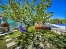Baum, Eigentum, Haus, Grundeigentum, Die Architektur, Himmel, Zuhause, Gehölz, Freizeit, Gebäude