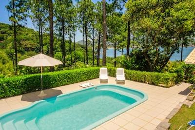 Belvedere Lookout Point, Florianopolis, Santa Catarina State, Brazil