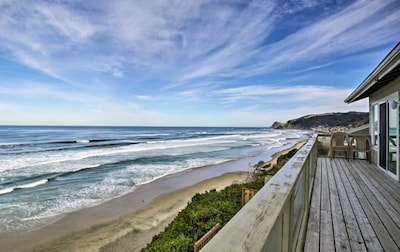 Enjoy coastal living at its finest for your next retreat.
