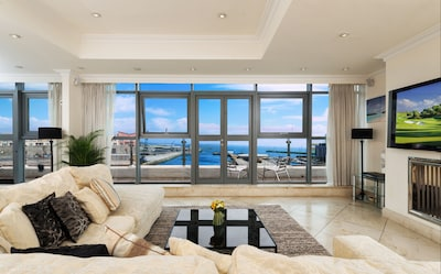 Galway Bay Views throughout - Floor to ceiling windows