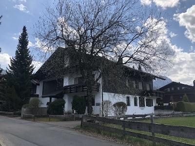 Haus in der Finkenstrasse