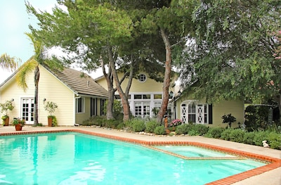 Our lovely home in Fallbrook. Come and visit soon!