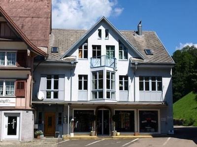 Neu St Johann, Nesslau-Krummenau, Canton de Saint-Gall, Suisse