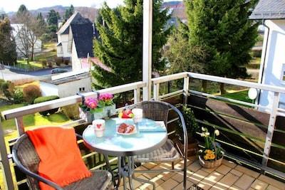 Bad Marienberg (Westerwald), Rhineland-Palatinate, Germany