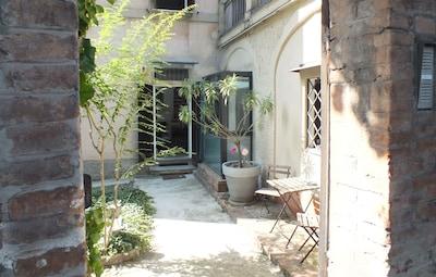 Santo Stefano, Bologne, Emilie-Romagne, Italie