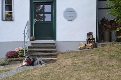 Willkommen im Alten Bienenhaus