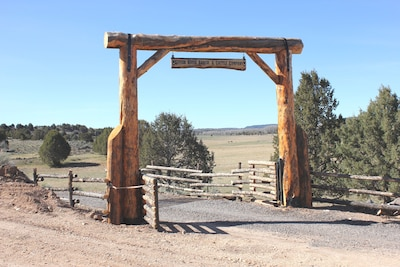 Ponderosa Entry to Sevier River Ranch & Cattle Company