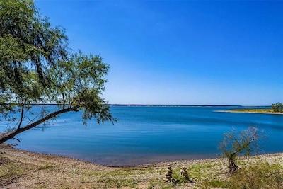 White Bluff Old Course, Lake Whitney, Texas, Verenigde Staten
