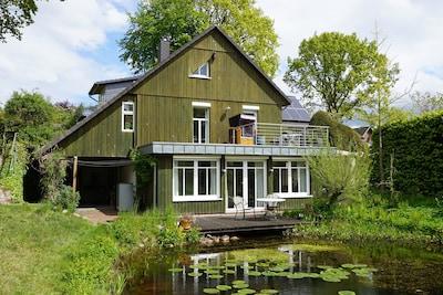 Kleinwolstrup, Freienwill, Schleswig-Holstein, Germany