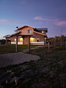 Aspen Acres Golf Course, Ashton, Idaho, United States of America