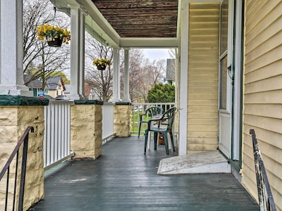 Front Porch | Homeowner Lives On-Site