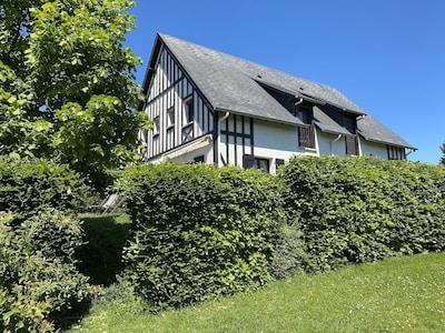 Les Ducs de Normandie, Houlgate, Calvados (département), France