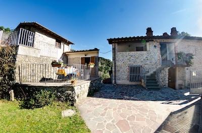 Castello, Camaiore, Toscane, Italië