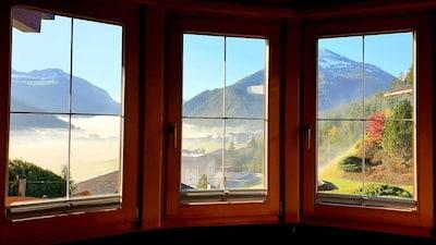 Christlum Ski Lift, Achenkirch, Tyrol, Austria