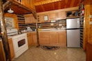 Fully Equipped Country Kitchen - All you need is Food