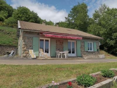 Saint-Cirgues-en-Montagne, Ardèche (departement), Frankrijk