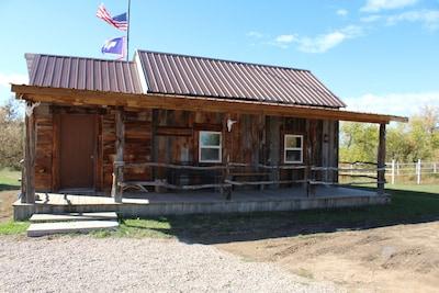 Golfplatz Cedar Pines, Upton, Wyoming, USA