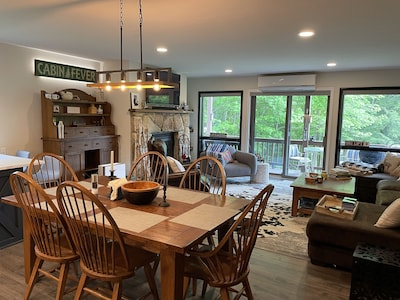 Open Kitchen / Dining / Living Room