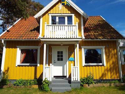 Golfclub Melby, Laholm, Landeskreis Halland, Schweden