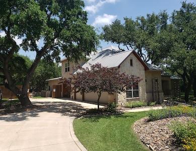 Réserve naturelle de Cibolo, Boerne, Texas, États-Unis d'Amérique