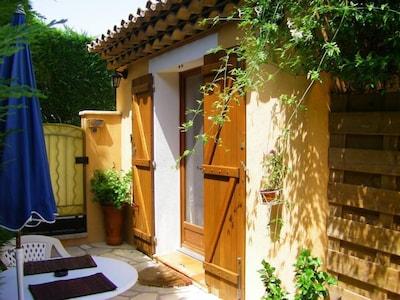 Sainte Maxime: appartement dans Maison de caractère