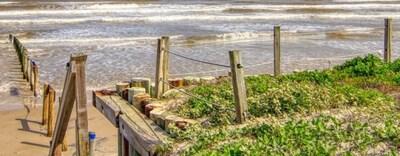 North Padre Island Beach, Corpus Christi, Texas, United States of America
