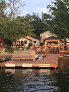 Great Bear Lake, Bloomingdale, Michigan, United States of America