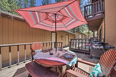 Explore all that Big Bear Lake has to offer, from the comfort of this condo!