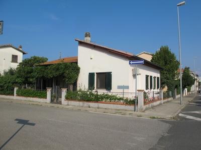 Cecina, Toscane, Italie