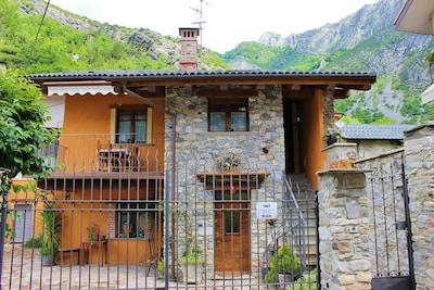 Col de Tende, Limone Piemonte, Piedmont, Italia