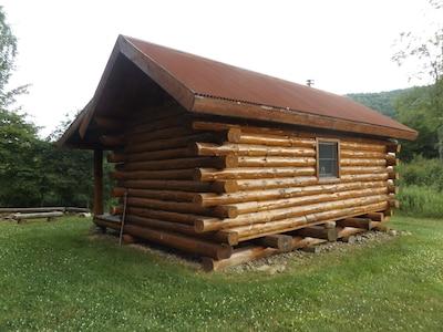 Rustic Creekside Cabin